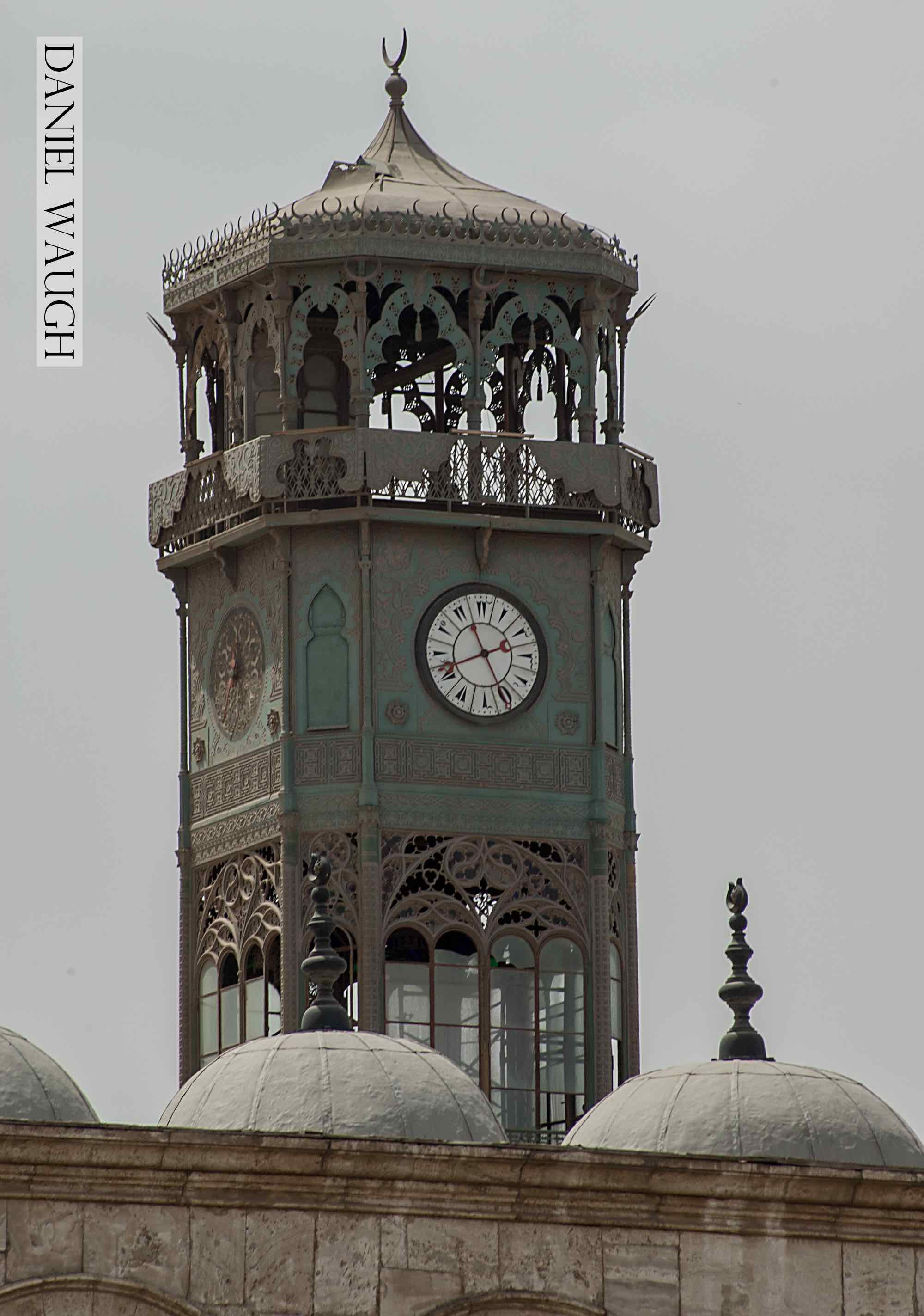 Cairo_MehmetAlimosque3_clocktower